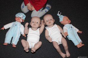 Genderspielzeug: Dürfen Jungs mit Puppen spielen?