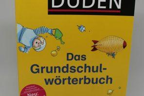 Das Grundschulwörterbuch – Der erste Einsatz eines Wörterbuchs