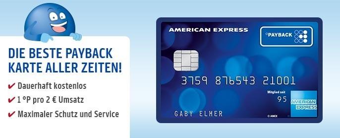 geld sparen dank der payback american express kreditkarte mamaboxen so boxt du dich durch. Black Bedroom Furniture Sets. Home Design Ideas