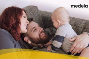 Von Anfang an Liebe – Muttermilch ist das Beste fürs Baby